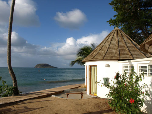 Hotel Fort Royal Deshaie Guadeloupe